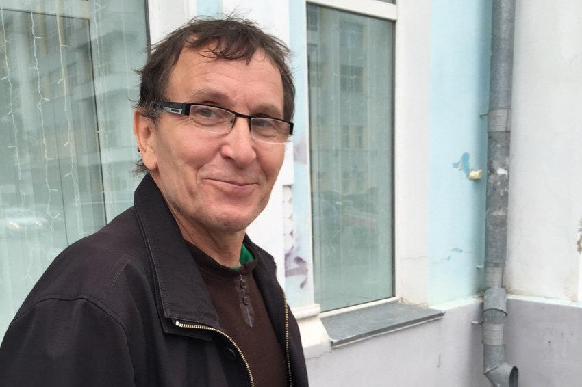 Леонид Баранов художник