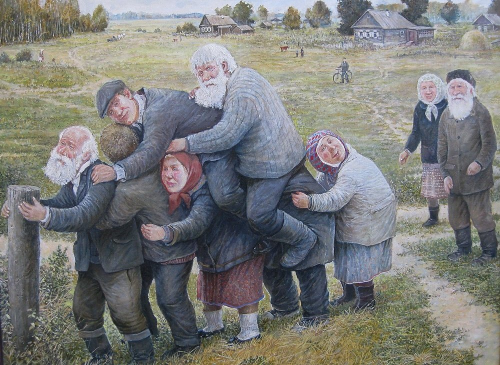 Леонид Баранов - картины