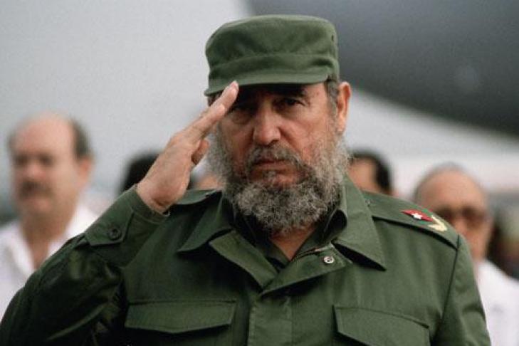 Фидель Кастро фото 4