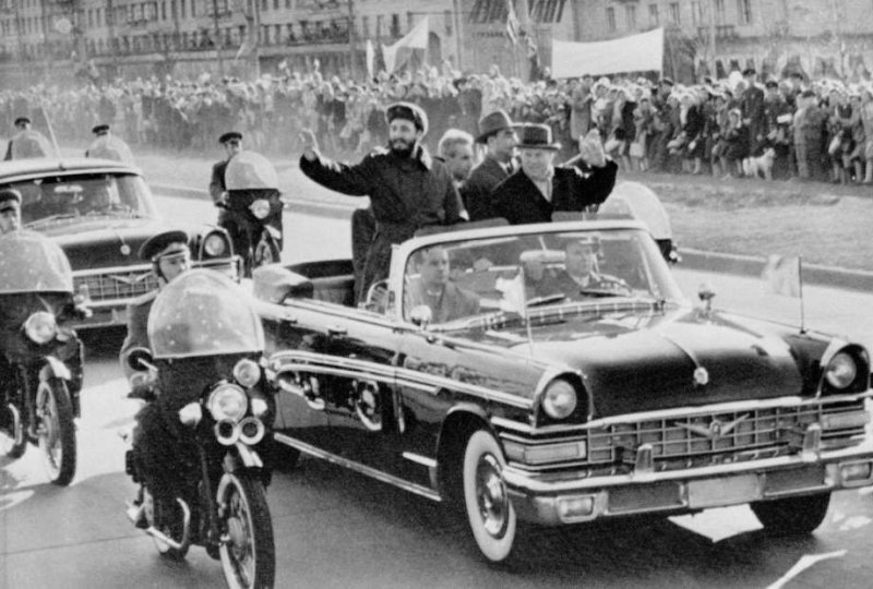 Фидель Кастро фото 1