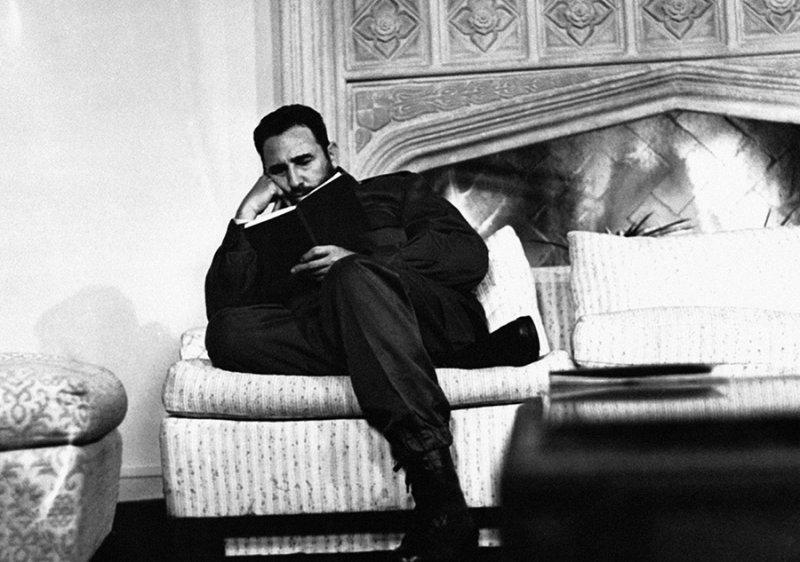 Фидель Кастро фото