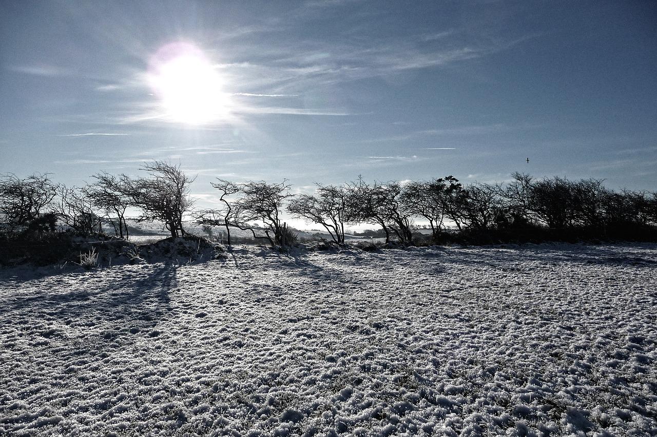 зимнее солнцестояние фото 1