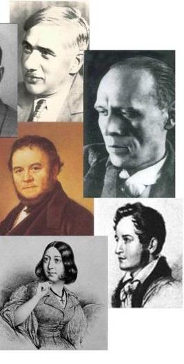 знаментые писатели фото 2