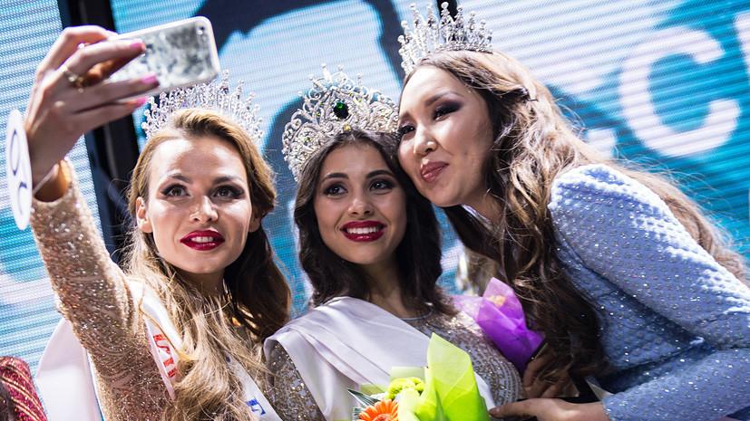 конкурс Краса России 2016 1