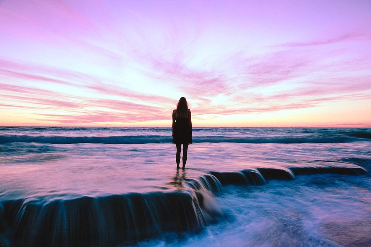 В интерьере белого берега: фантастический рассказ о любви