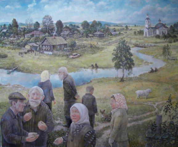 Картины Леонида Баранова 07