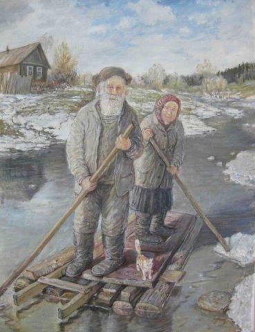 Картины Леонида Баранова 7