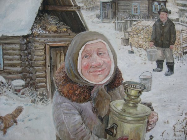 Картины Леонида Баранова 6