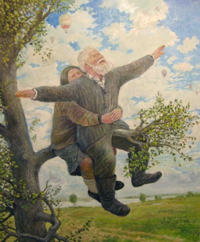 Картины Леонида Баранова 4