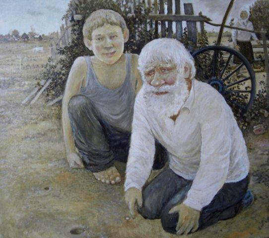 Картины Леонида Баранова 06