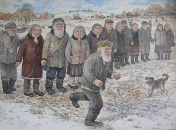 Картины Леонида Баранова 05