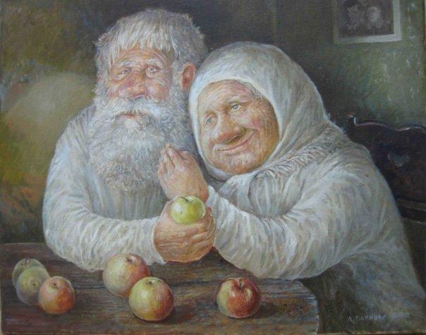 Картины Леонида Баранова 02