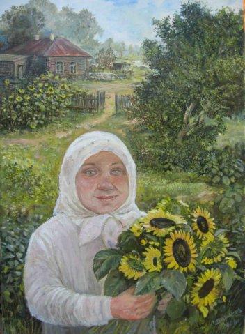 Картины Леонида Баранова 9