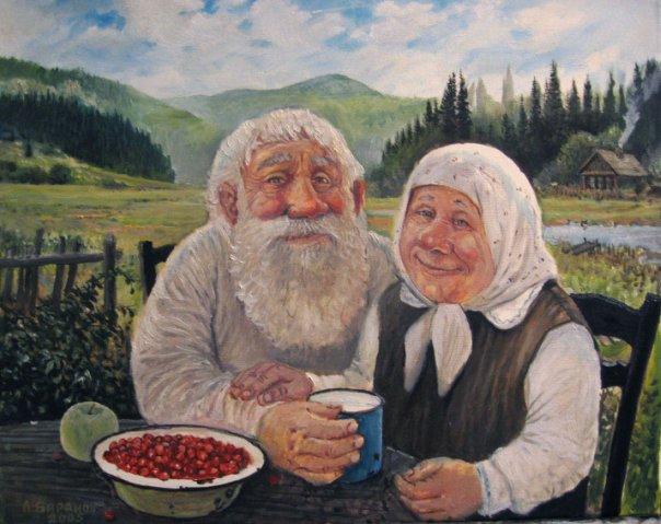 Картины Леонида Баранова 8