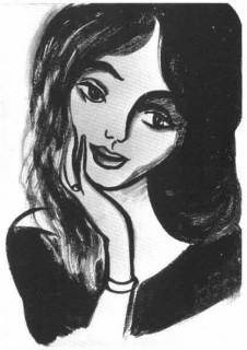 Картины Нади Рушевой 1