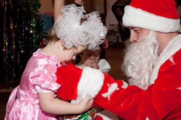 Как работать Дедом Морозом? Часть 2