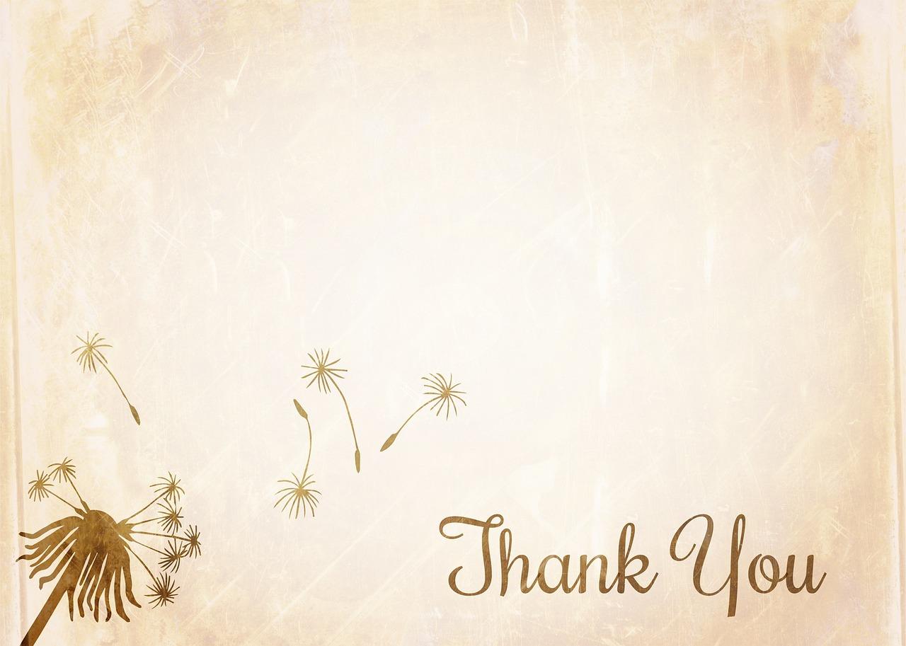 """Красивые картинки """"Спасибо большое"""" 8"""