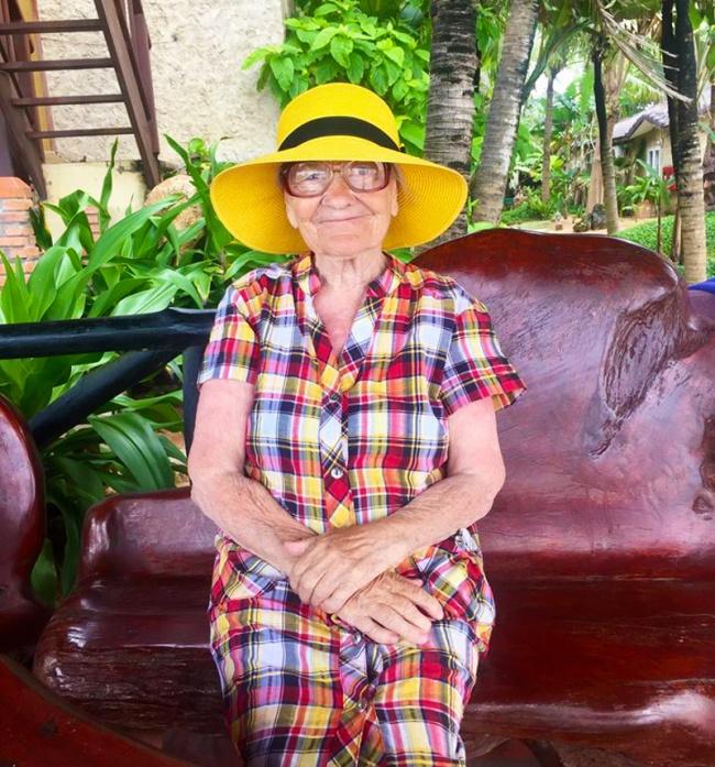 Баба Лена фото
