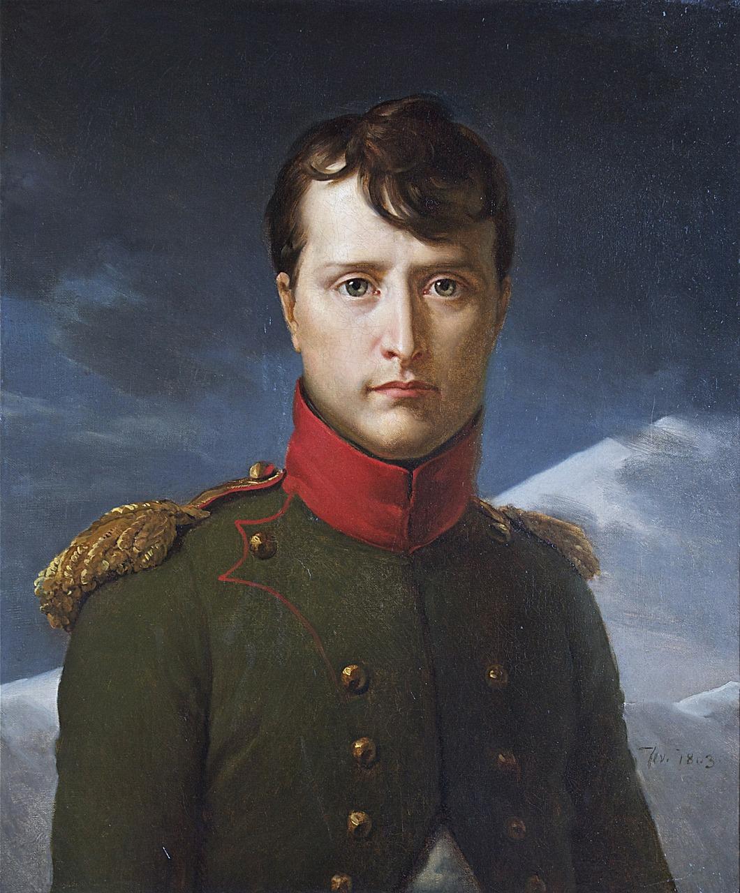 Наполеон Бонапарт фото