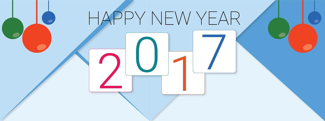 Поздравления с Новым годом - открытки 1