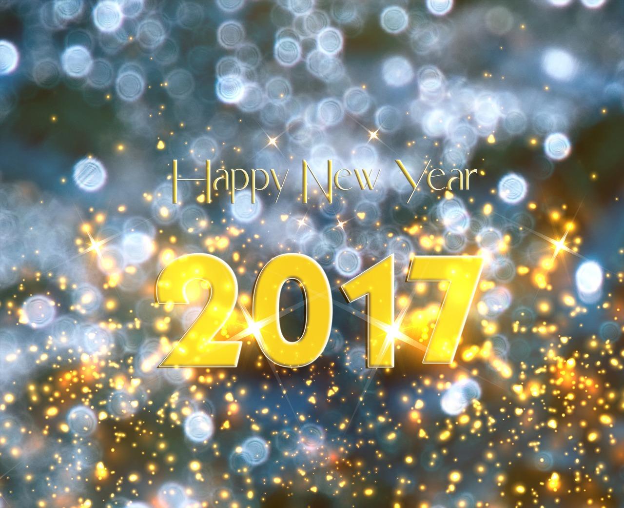 Поздравления с Новым годом - открытки 5