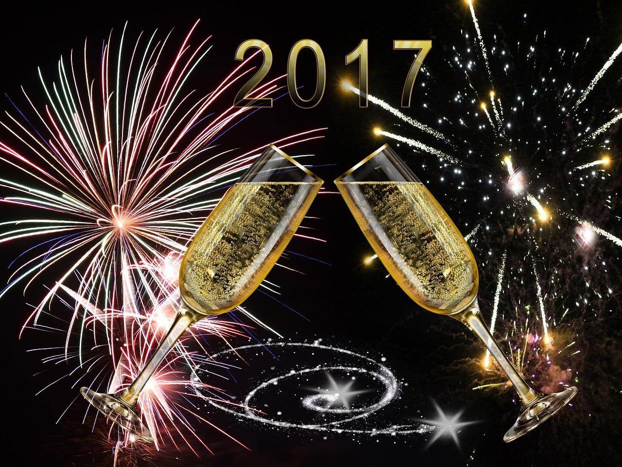 Поздравления с Новым годом - открытки 4