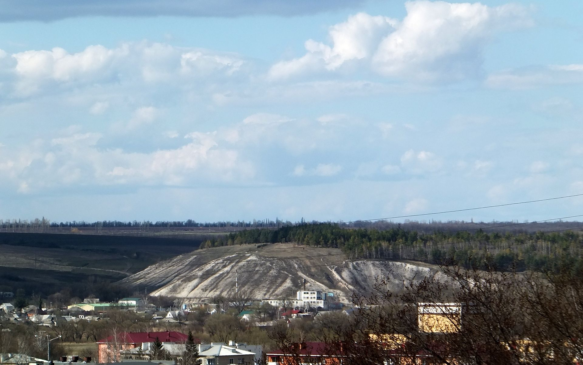 Белая гора, Корочанский район фото